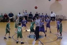 Basket Under 13 . I requisiti del gioco .