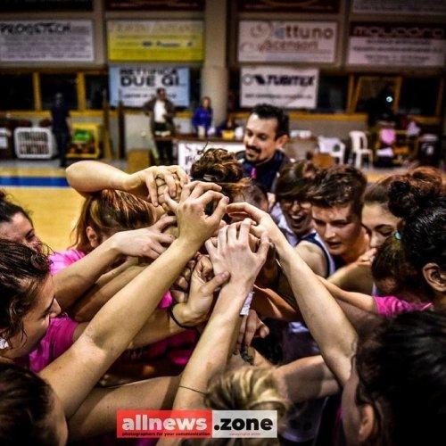 Basket Progresso Matteiplast 56 vs. Basket Finale Emilia 48