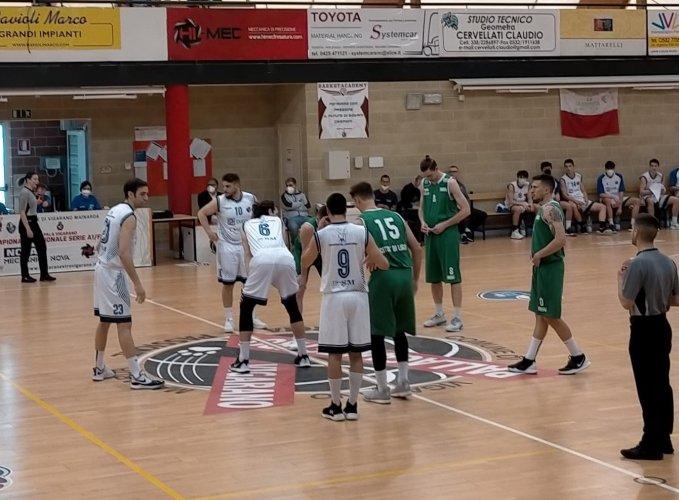 Ferrara Basket 84 - Aviators Basket Lugo 73