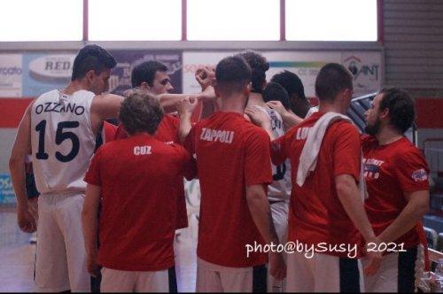 CMO Ozzano - Omega Basket  66 - 77