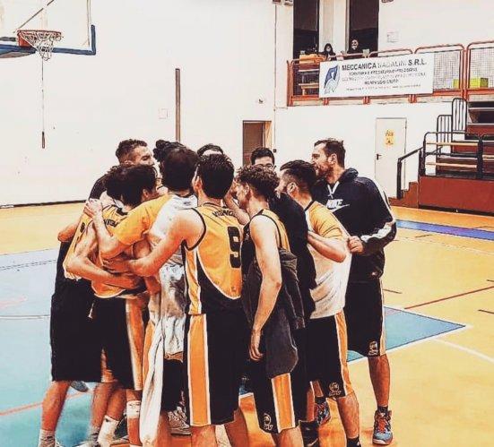 Scuola Pallacanestro Vignola - Vico Basket : il pre-partita