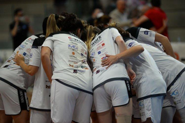 Finale Play - Off A2 Femminile  Gara 2  Faenza Basket Project E-Work si spegne sul  più bello