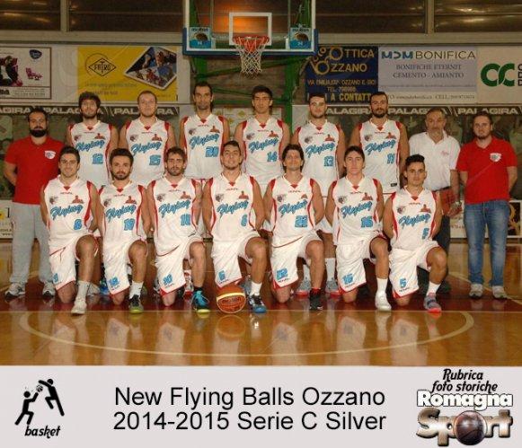FOTO STORICHE - New Flyingballs Ozzano 2014-15