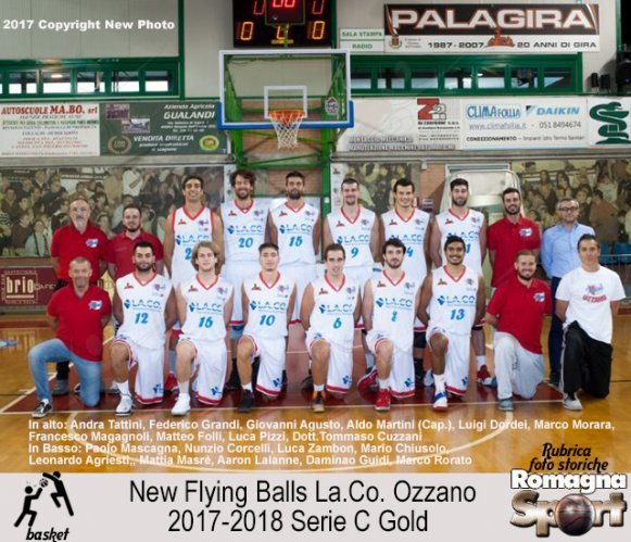 FOTO STORICHE - New Flying Balls La.Co.