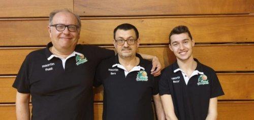 Pol. Castelfranco Emilia Basket :  Poggi e Riccò riconfermati all'Area Commerciale e Comunicazione
