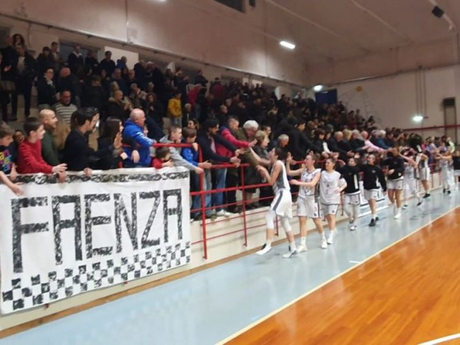 Faenza Project Girls   - La Molisana Campobasso  57 - 56