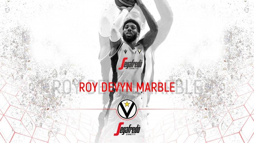 Devyn Marble è un nuovo giocatore della Virtus Segafredo Bologna!