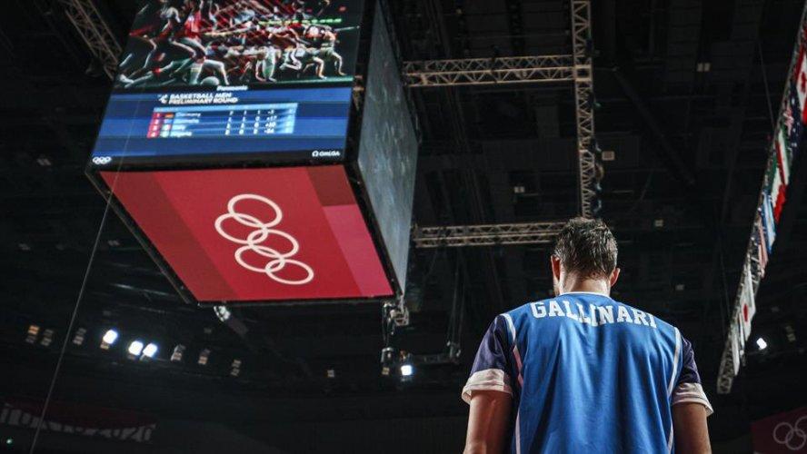 Nazionale A maschile - Tokyo 2020. Italia-Francia 75-84. Azzurri eliminati ai quarti di finale