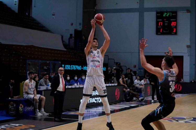 Leonardo Totè in prestito al Bilbao Basket fino al termine di questa stagione