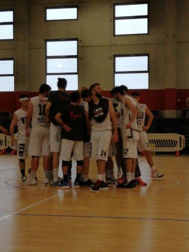 Veni Basket Pizzoli  - Salus Pallacanestro Bologna  91-55