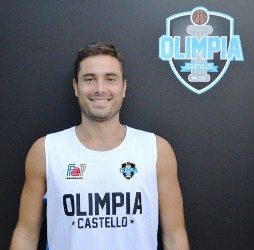 - Tetta -  Denis   Tomesani torna all'Olimpia Castello 2010
