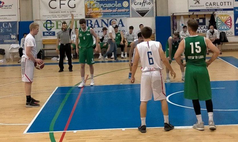 Pallacanestro Molinella 68 – Aviators Basket Lugo 57