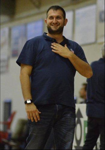 Massimo Borghi nuovo coach di Asd Pallacanestro Vigarano 2008.