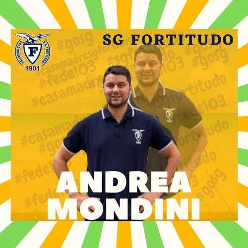 SG Fortitudo Bologna : Confermato Andrea Mondini per la Stagione 2021/2022