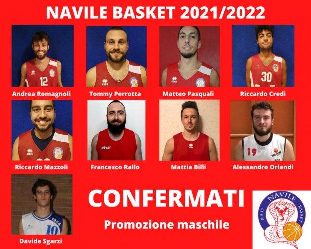 Inizia a delinearsi il Navile Basket 2021/22,