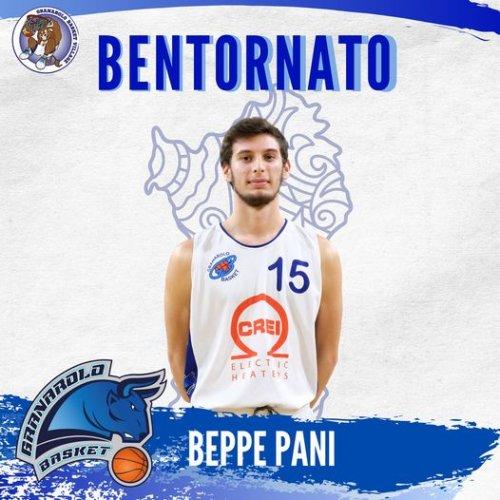 Granarolo Basket : ritorna Beppe Pani , Guastaroba e Drago promossi in Serie C Silver