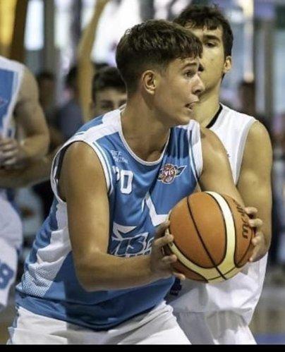 Pallacanestro Molinella : Ilario Simonetti è un nuovo giocatore