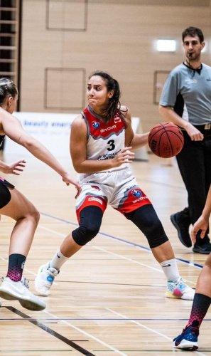 Martina Luppi è una nuova giocatrice della Chemco Puianello Basket Team ‼️