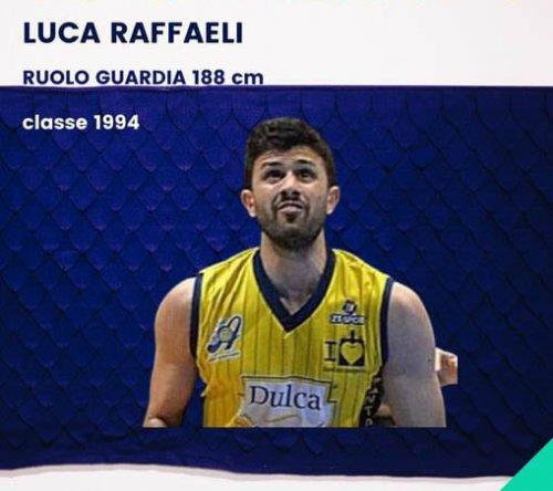 Dolphins Basket Riccione: saltato l'accordo con   Luca Raffaelli