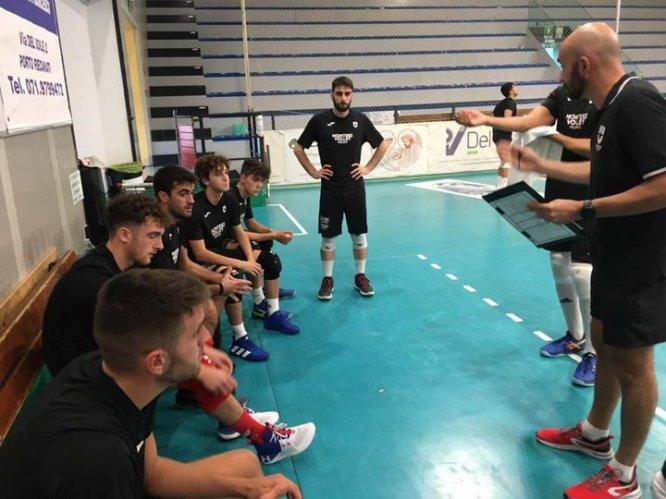 La Montesi Pesaro cade 3-1 contro Loreto: il racconto dell'allenamento  congiunto
