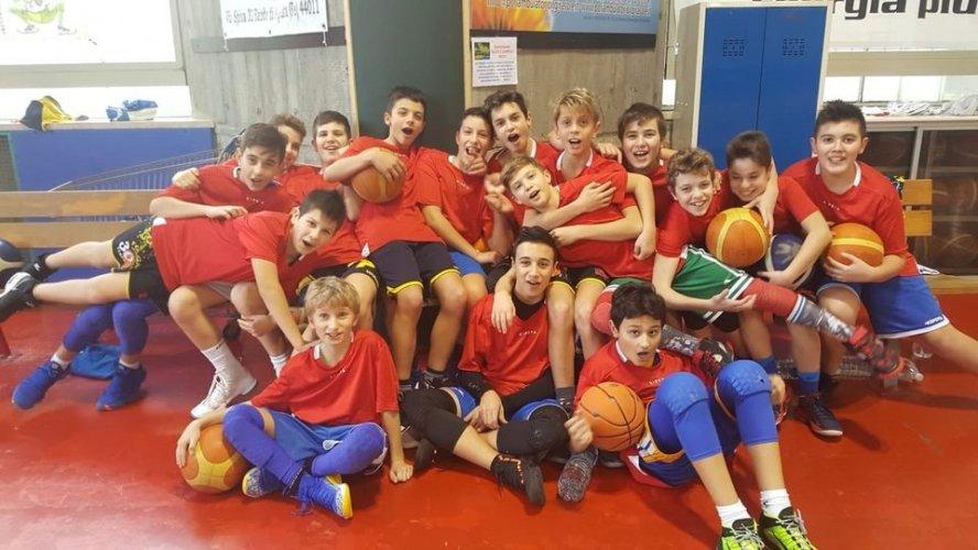 Basket Under 13 , la  libertà d'insegnamento