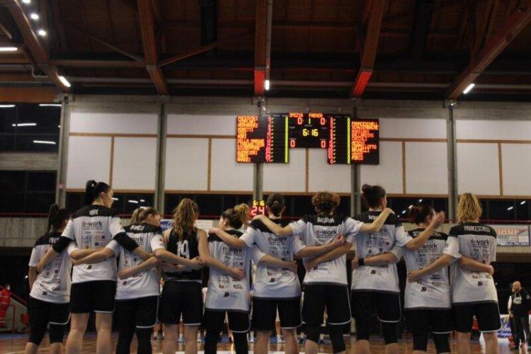 Faenza Basket Project : Una solida E-Work sbanca il PalaMariotti dopo 40' di intensità