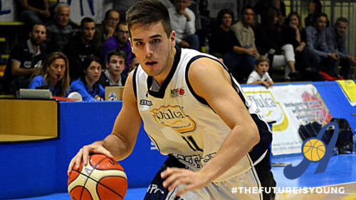 Angels Basket Santarcangelo : Carlo Guziur – Una stagione tutta da vivere