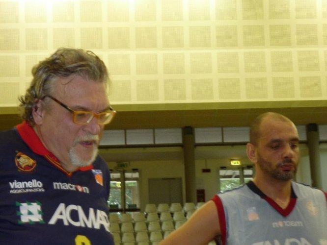 Pallacanestro Vigarano 2008 : Il nuovo vice allenatore è Beppe Balistreri