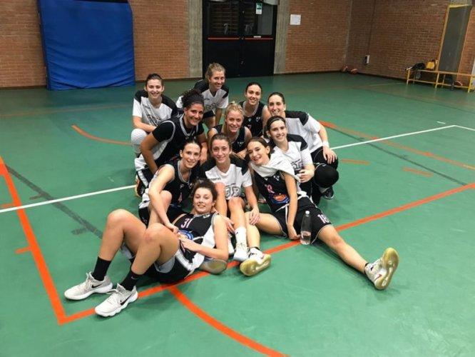 Faenza Basket Project - Serie C Femminile : Anche se con le polveri bagnate arriva la terza vittoria .