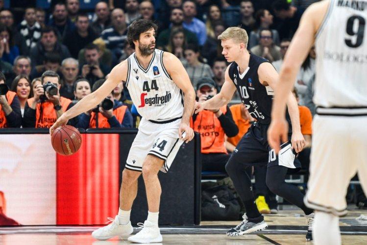 EuroCup Top 16, Partizan Nis Belgrado vs Virtus Segafredo Bologna: 99-81