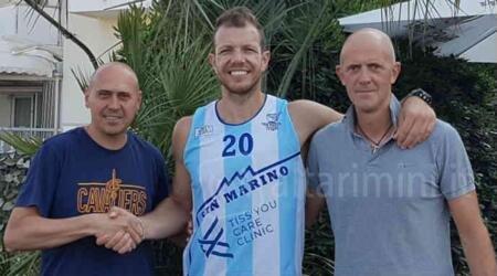 B- Chem Virtus Porto San Giorgio - Tiss' You Care San Marino 54 - 87