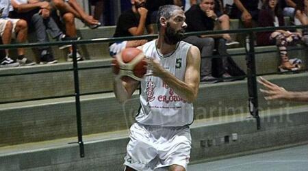 Villanova Tigers Basket :Fresco fresco di riconferma, scambiamo un paio di battute con Francesco Panzeri