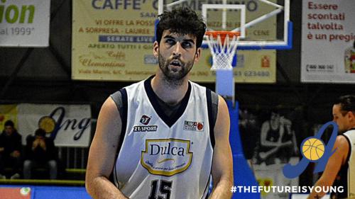 Angels Basket Santarcangelo : Fabio Delvecchio - esperienza e solidità