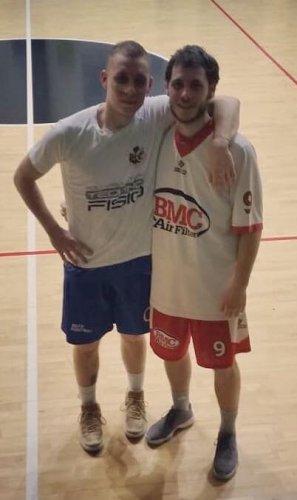 ASD Massa Basket 2010   vs ASD Party &Sport Ozzano  48 - 81