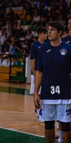 Porto S.Elpidio Basket, il secondo under è Mattia Cappella.