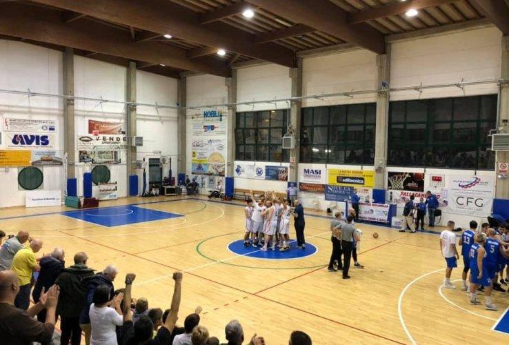 Molix Pall. Molinella – Dilplast Arena Montecchio 69-61