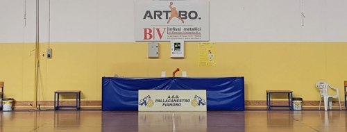 Serie C fem.le : Francesco Francia vs Art Bo Pianoro 54 - 64 .