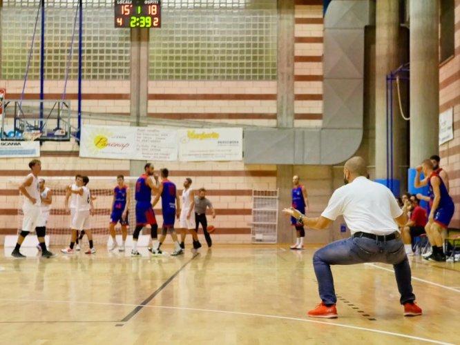 Gaetano Scirea Bertinoro  vs Ferrara 2018  Basket Design  70 -81