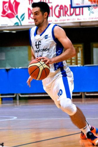 Pol. Masi SassoMet  vs Nazareno Carpi Basket   75 - 62
