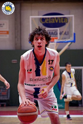 Emanuele Benetti resta in 289 Pallacanestro Budrio