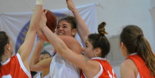 Basket Girls Ancona   vs  Libertas Basket Rosa Forlì  65 - 63