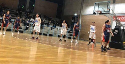 Rebasket- CVD Basket Club Casalecchio : 55-63 (14-14;34-25;44-41)