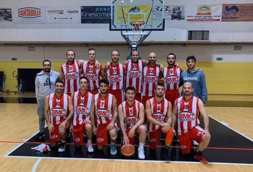 Medicina Basket 2007   vs Castel San Pietro 2010    67 - 64