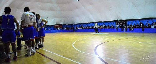 Limitless Bellaria Basket  - Pol. Ottica Amidei Castelfranco E. 76 - 54