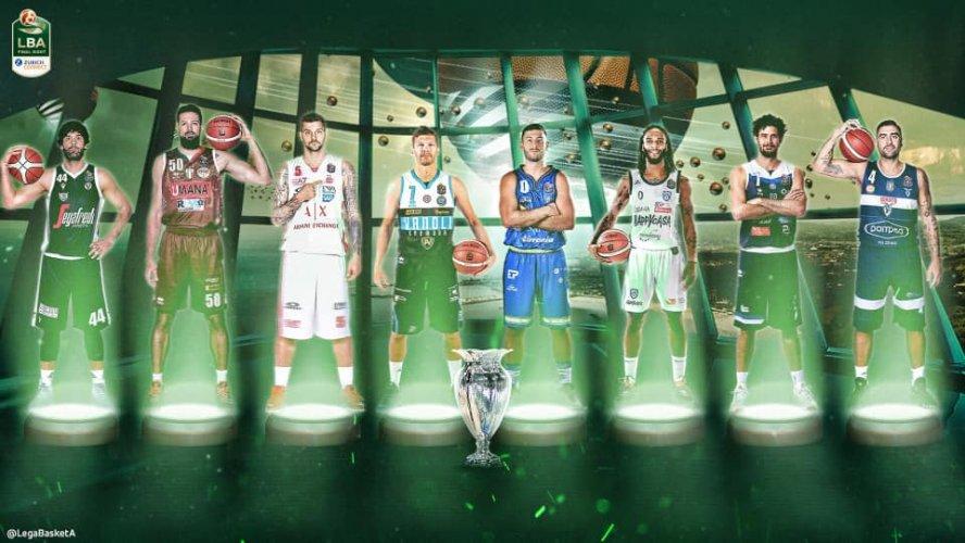 Final Eight 2020 – 13/16 Febbraio 2020 – Vitrifrigo Arena, Pesaro