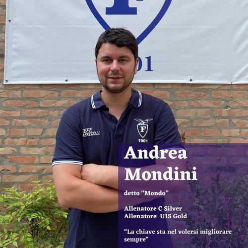 S.G. Fortitudo : conferma di Andrea Mondini
