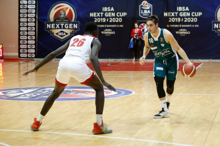 Janus Basket Fabriano : Benvenuto Jona Di Giuliomaria !!