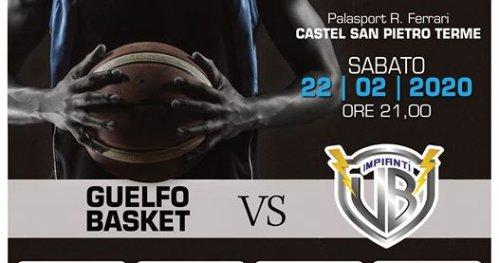 E' tempo di derby : Olimpia Castello 2010 - Guelfo Basket