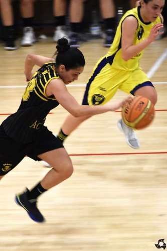 SBM Basketball  -  Basket Cavezzo   39 - 45