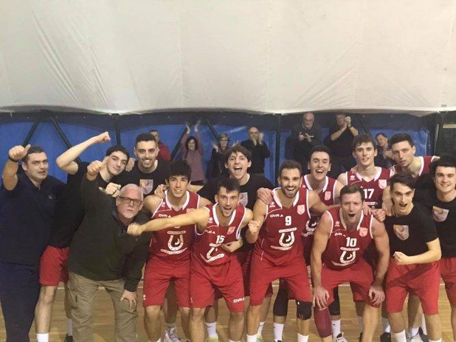 Bellaria  Basket  - Rebasket: 61-65 (18-11, 24-26;39-43)